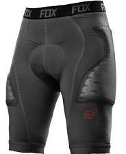 FOX RACING MENS CHARCOAL TITAN MTB RACE SHORTS DOWNHILL BIKE CYCLE FR DH FR L XL