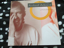 Michael Johnson ‎– Life's A Bitch  BMG Records PL90312 UK Vinyl LP Album