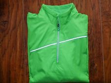 RARE!! (L) Sunice Darland Men's Golf Sport Water Resistant Wind Shirt MSRP $90