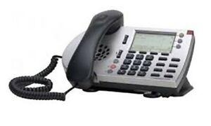 Shoretel IP 230G VoIP 3 Line PoE Business 24-Button Phone W/ Handset (Silver)
