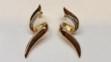 Pierre Lang Earrings Pl Ear Plug Earrings Hoop Earrings Gold Plated
