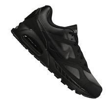 Zapatillas para hombre Nike Air Max Ivo Triple Negro Uk Size 12-euro 47.5 - Nuevo Y En Caja