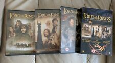 THE LORD OF THE RINGS Trilogy DVD's (6-Disc Box Set) Ideal Gift Father's Day