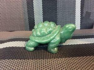 Jade Turtle Statue - Medium II