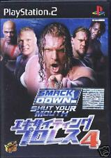 Exciting PRO WRESTLING 7 Playstation2 PS2 Import Japan 1