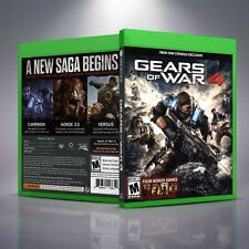 Gears of War 4 (Xbox One, 2016)