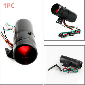 Set Alarm Separately 1000-11000 RPM Tachometer Tacho Gauge Shift Light Red LED
