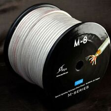 MPS M-8 6N Silver OFC Signal Wire Hifi Audio DIY RCA Cable High End 99.9997% 1M