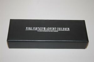 Final Fantasy VII 7 Advent Childern Cloud Strife Extra Parts ( NEW ) playstation
