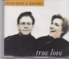 Elton John&Kiki Dee-True Love cd maxi single