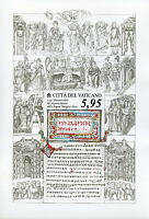 Vatican City 2018 MNH Slovak Lithurgical Language JIS Slovakia 1v M/S Stamps