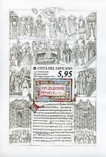 Vatican City 2018 MNH Slovak Lithurgical Language JIS Slovakia 1v M/S Stamps