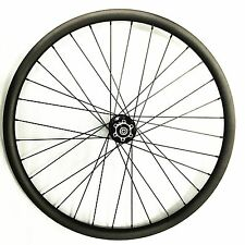 27.5er MTB Carbon Rear wheel 35mm wide 12*142mm Thru axle hub for All mountain