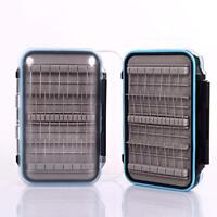 Aventik 100% Waterproof Tube Fly Box Authentic Danish Fisker Design Pocket Size