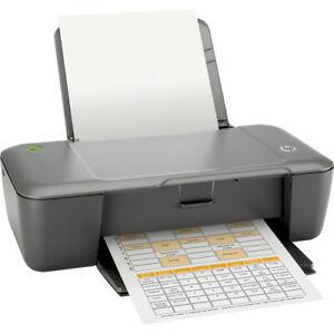 HP Deskjet 1000 Standard Inkjet Printer w/Power Cord -works fine.
