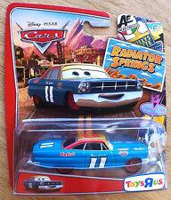 Cars: mario andretti 1:55 1967 Ford Fairlane Classic Piston Cup Racer #11 - nuevo