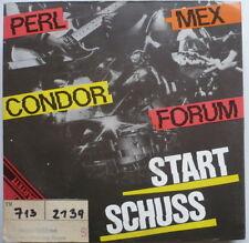 "V.A. - Startschuss - 7""-EP > Perl, Mex, Condor, Forum"