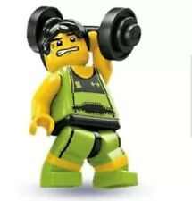"LEGO Minifigures Series 2 (8684) - ""WEIGHT LIFTER"" - SEALED (2010) ~ SHIPS FREE"