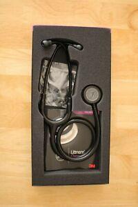 Stéthoscope littmann classic III noir Black Edition classic 3