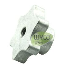 "Aluminum Knob, 3/8""-16, Fits Most Squeegees Assemblies And Other Applications"