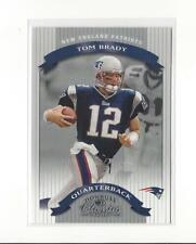 2002 Donruss Classics #75 Tom Brady Patriots
