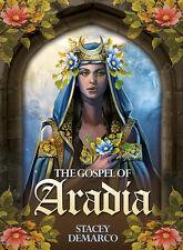 Gospel of Aradia Oracle NEW Sealed 34 Color Cards Guidebook S. Demarco J. Manton