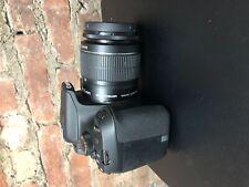 Canon Rebel T6 18.0MP SLR W/ EF-S 18-55mm & Yongnuo Flash YN600EX-RT GREAT CONDI