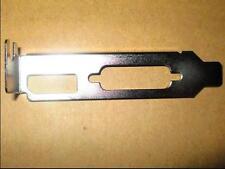 Low Profile Bracket for NVidia Quadro FX380 LP Video Craphics Card DVI DP