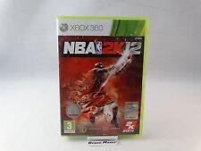 NBA 2K12 20012 MICHAEL JORDAN MICROSOFT XBOX360 PAL ITALIANO COMPLETO COME NUOVO