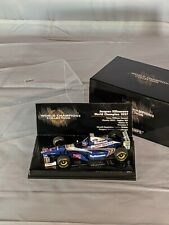 Jacques Villeneuve, World Champion 1997,Williams Renault FW19, 1:43 Minichamps
