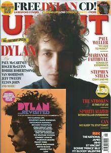 UK Uncut Magazine June 2021: BOB DYLAN + CD PAUL McCARTNEY Elton John ST VINCENT