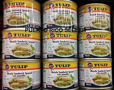 Puerto Rico Tulip Mescla Sandwich Spread  Jamonilla Luncheon Meat Recipe Cooking
