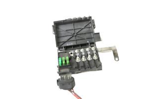 VW Golf 4 Bora A3 Scatola Dei Fusibili Valvole Copertura Batteria Sicura A