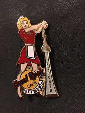 HardRock Cafe Pin Toronto Skydome Waitress Old Pin Hrc Pincraft