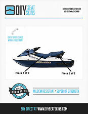 GTS GTX SEA DOO DARK BLUE/NAVY Seat Skin Cover  00 01 02 03 04 05