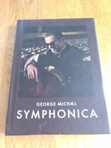George Michael Symphonica CD Album Limited Deluxe Edition Rare Greatest Hits