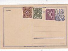 Germany 1m 50pf Uprated +88pf Postal Stationary Card unused VGC