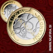 2011 Finland 5 EUR (Tavastia)