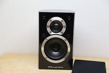 1x Replacement Satallite Speakers Wharfedale dx-1 Moviestar in Diamond Black