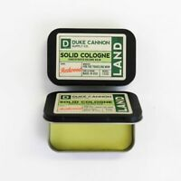 Duke Cannon Men's Solid Cologne, 1.5 oz - Land (Redwood Scent)