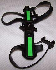 New listing Wenoka Dive Blackie Collins Knife w/ Sheath & Leg Straps Lime Green/Black - Mint