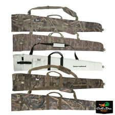 NEW BANDED GEAR IMPACT CAMO GUN CASE - SHOTGUN STORAGE BAG SOFT -