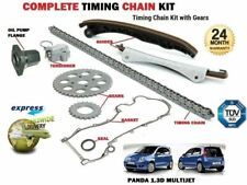 Per Fiat Panda 169 1.3 D Multijet 2003- > Kit Catena di Distribuzione Set +