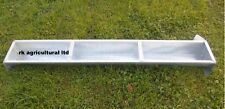6FT GALVANISED SHEEP FEED TROUGH