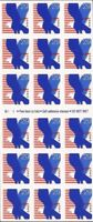 US Stamp - 1994 Eagle - Booklet Pane of 18 Stamps #2598a