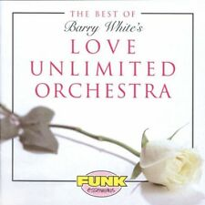 Love Unlimited Orche - Best of Barry White's Love Unlimited Orchestra [New CD]