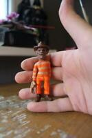 Freddy Krueger nes - A Nightmare on Elm Street - Horror Collectible Art Toy