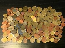 Euros Coin Lot $83.84 = $94.66 U.S. dollars - Current Circulated EU Currency
