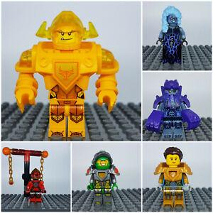 Lego Nexo Knights Figuren Minifigur - zur Auswahl
