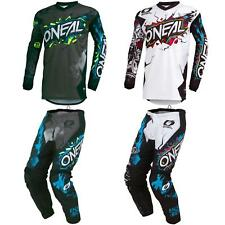 O'Neal Element Villain Motocross Hose Jersey Bekleidung Enduro Mountain Bike DH